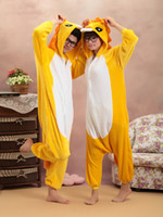 TV & Movie Costumes Unisex Animal free shipping lion adult unisex fannel animal onesie kigurumi cosplay dress costumes S M L XL