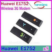 Wholesale DHL Huawei E1752 UMTS WCDMA Mobile Broadband G USB Stick Modem YX LZ