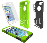 New Arrival Trident Case For Apple iPhone 5S 5 Hybrid Rugged...
