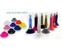 Wholesale EGO Electronic Cigarette Silicone suckered base holders