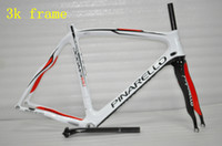 Wholesale Dogma Think Pinarello Carbon Bike Frames k T700 Carbon Wave Bicycle Frame BSA and Press Fit Bottom Bracket Available Tracking frames