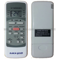 Wholesale RAKA GOLD Air Conditioner RAKA GOLD Remote Control Compatible with Midea Split amp Portable Air Conditioner R51M E