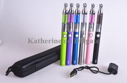 Mini Protank Starter Kits Single Kits EVOD Battery 650mah 900mah 1100mah for Electronic Cigarette E Cigarette Cig Kit Various Colors Instock