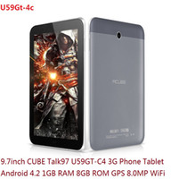 Under $200 focus bluetooth gps - 9 inch Cube U59GT C4 Talk97 MTK8382 Android Quad core GHz G Phablet with GPS Bluetooth Wi Fi Auto focus Dual sim card Tablet pc