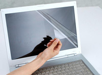 Wholesale 15 Inch Clear LCD Screen Protector Film For Laptop WideScreen