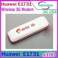 usb huawei hsdpa wireless modem - DHL New Unlocked Huawei E1731 HSDPA Mbps WCDMA G USB Wireless Modem YX LZ
