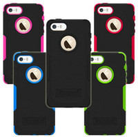 2014 AAA Quality Hybrid Case For iPhone 5S 5 Trident Case Ru...