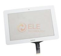 Wholesale Original New quot Ainol Novo7 Venus Quad Core IPS Touch Screen inch Panel Glass Replacement Black White