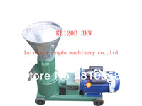 Wholesale KL120B V Single phase hz wood pellet mill and feed pellet mill pellet making machine with the same machine