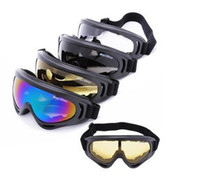 Wholesale new ski goggles multip color dual lens uv protection anti fog Winter snow ski goggles glasses