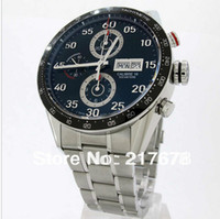 Wholesale Top quality Luxury Box Calibre CV2A10 BA0796 CV2A10 BA0796 Black Dial automatic Mens Men s Watch Watches