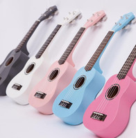 Wholesale 21 quot Four strings Hawaii guitar for beginner Guitar for Children Hawaii ukulele guitar