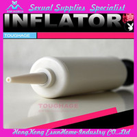 Wholesale 2013 New inflator for sex toys ballroom Sex doll and inflatable pruduts Pump Male Sex toys sex machine for male masturbator