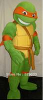 Wholesale Teenage mutant ninja turtles mascot clothing sales the adult size teenage mutant ninja turtles mascot costume
