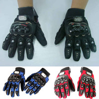 Wholesale Bike Bicycle Full Finger Protective Gear Gloves for Motorcycle Racing Accessories amp Parts