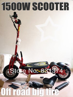Wholesale 2014 lastest design EVO mini inch brushless motor adult V ah w lead acid electric scooter depot