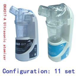 Wholesale All Country Generic Ultrasonic atomizer household machine inhaler atomization device inhalator nebulizer