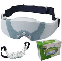Wholesale Brand New Mask Migraine DC Eye Health Electric Care Forehead Eye Massager K07595