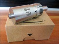 Cheap 3D Atomizer panzer mod hades mod ecig cloutank 3D atomizers rebuildable huge vapor 3D dripper dry herb atomizer silver pins Free Shipping