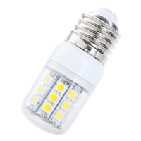 Wholesale LED Corn Bulb SMD LED W Transparent Cover E27 G9 E14 GU10 degree High Power V Warm White White Energy Saving light for home
