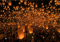 Sky Lantern Holiday Sky Lanterns Hot sale Sky Lanterns,Wishing Lantern fire balloon Chinese Kongming lantern Wishing Lamp
