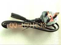 Wholesale 1 M power cord Hong Kong British power line fuse with British regulations Free shopping