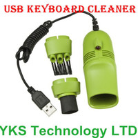 Stock CL912 135*37*43(max)mm 1Pcs New Mini USB Vacuum Keyboard Cleaner Dust Collector LAPTOP Computer DropShipping