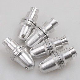 Wholesale 5set mm RC Aluminum Bullet Propeller Adapter Holder for Brushless Motor Prop RM214