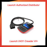 Wholesale Freeshipping Original Launch Code Creader Plus VI For Multi brands Cars Launch Creader Scan Tool