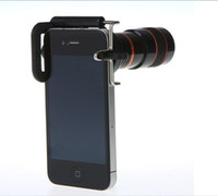 Wholesale 8X Zoom Universal Telescope Long Focal Camera Lens for iPhone Best lower prices Hot sale