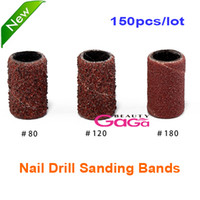 Wholesale Professional Nail Salon Supply Nail Art Design Nail Tools Accessories Electric Manicure Pedicure Nail Drill Bits Sanding Bands