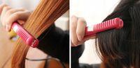 Wholesale 1404c Mini electric splint straight hair straightener ceramic hair straightening hair clip ironing board splint