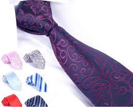 floral tie men's accessories necktie neckwear ties blue purple men's tie 10 pcs 15 patterns