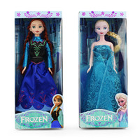 2pcs Frozen Figure Play Set princess Elsa Anna Classic Toys ...