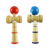 Wholesale 1404L new skills ball jade sword sword ball classic traditional toys wooden educational toys
