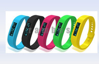 Wholesale Sports Energy Healthy Bracelet Magnetic Silicon Wristband Smart Bracelets for Android Phones