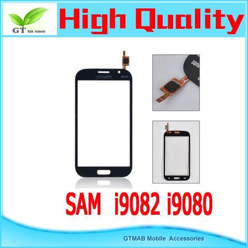 Buy 1 hotsale touch screen digitizer Samsung Grand DUOS i9082 i9080 dark blue black color free