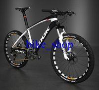 Wholesale Look Bike er with XT M780 Groupset LOOK E Post New Carbon Fibre Mountain Bikes Whole Mountain Bicycle Carbon MTB M785 wheelset