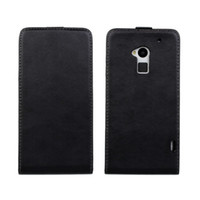 For HTC Leather  10pcs lot For HTC One Max leather flip case,Ultra-thin Flip Leather Case For HTC One Max T6 8060 cover