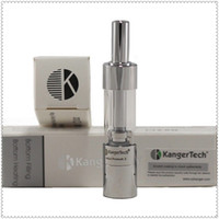 Replaceable Kanger mini protank 3 eGo Top Sales kanger Mini Protank III Clearomizer kanger tech Mini Protank 3 Atomzier Dual Coil kanger e-cigarette mini pro tank coil in stock