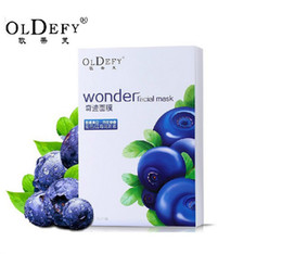 Wholesale 2014 new arrival OLDEFY Original Magic Silk Mask Hydrating Whitening And Anti wrinkle Carry Bright Solor Of Skin