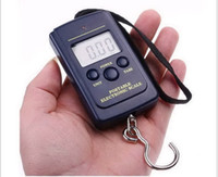 Hanging Scale 10kg-100kg  new 40kgx10g Portable Mini Electronic Digital Scale Fishing digital scale shopping digital scale Hook Pocket Weighing 400pcs