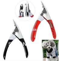 Wholesale Pro Pet Dog Cat Nail Toe Claw Paw Care Clipper Scissors Cutter Trimmer Groomer