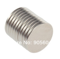 Wholesale Super Strong Disc Round Rare Earth Neodymium Magnets x1mm N35 Craft Model
