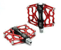 Wholesale Brand New Mpedo Alloy Aluminum Red Bike Pedals MTB BMX DH Downhill Pedals quot