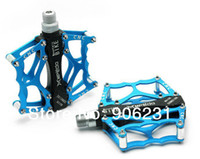 Wholesale Brand Mpedo Aluminum Bike Pedals MTB BMX DH Downhill Pedals quot Blue Color