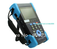 """HVT-2601 China (Mainland) 3.5 inch LCD screen Free shipping!!Free 4GB + HVT-2601 3.5"""" TFT-LCD Camera CCTV POE Tester PTZ Controller Zoom DVR"""