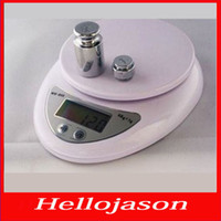Wholesale 7021 for retail by China post kg g Digital Desktop Scale Kitchen scale