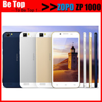 Zopo 5.0 Android Unlocked ZOPO ZP1000 Octa Core MTK6592 1.7GHz 3G Cellphone 5'' IPS HD 1280*720 Screen 1GB Ram 16GB Rom Android Dual Sim Card GPS OTG