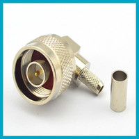 Free shipping (10 pieces lot) N adapter or cable connector N...